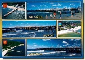 Une carte postale de Gdansk (Mirek)