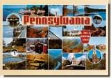 Une carte postale de DuBois, PA (Leah)