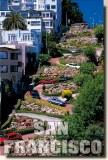 Une carte postale de San-Francisco, CA (Lisa)