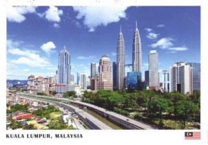 Une carte postale de Penang (Muni)