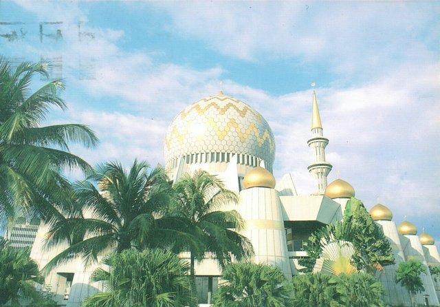 Jitra Malaysia  city photos : postcard from Jitra, Malaysia Postcard number 985