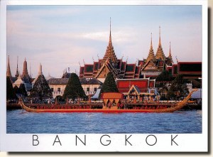 A postcard from Bangkok (Pichamon)