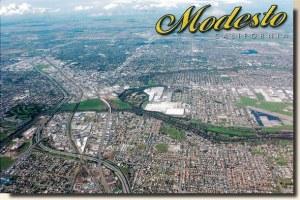 A postcard from Modesto, CA (Marlene)
