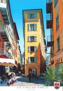 A postcard from Nice (Semoul & Co)