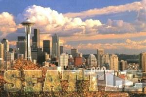 A postcard from Seattle, WA (Analise)