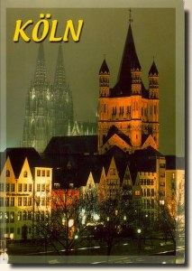 A postcard from Cologne (Sioban)