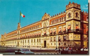 A postcard from Mexico (Julie)