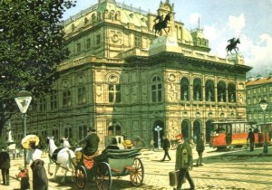 A postcard from Wien (Sylvain and Yvette)