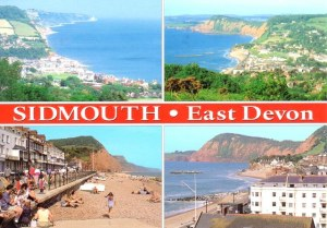 A postcard from Sidmouth (Emma)