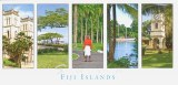 A postcard from Fiji (Faustine, Ninon, Léonie, Céline and Laurent)