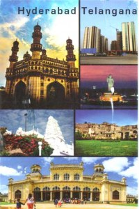 A postcard from Hyderabad
