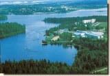 A postcard from Ikaalinen (Marika)