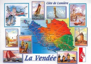 A postcard from Vendée (Sandrine)
