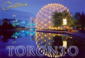 A postcard from Toronto (Becky)