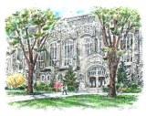 A postcard from Ann Arbor, MI