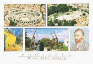 A postcard from Arles (Frede, Ema and Fred)
