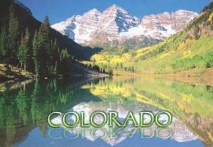 A postcard from Denver, CO (Melanie)