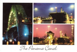 A postcard from Panama (Faustine, Ninon, Léonie, Céline and Laurent)