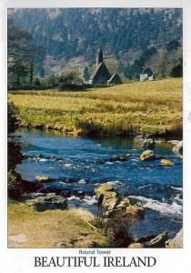 A postcard from Farranfore (Julia)