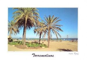 A postcard from Torremolinos (Anna)