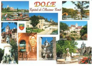 A postcard from Dole (Sophie)