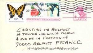 A postcard from Birmingham, AL (Art)