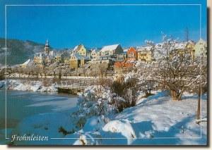 A postcard from Graz (Anneliese)