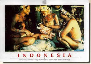 A postcard from Sumatra (Melvina)