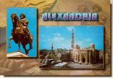 A set of postcards from Alexandria 2/3 (Ahmed)