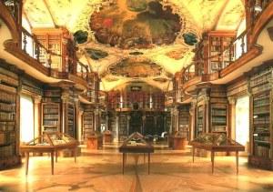 A postcard from St Gallen