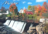 A postcard from South Berwick, MA (Lynne)