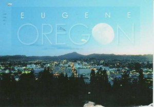 A postcard from Eugene, OR (Seth)