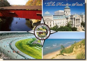 A postcard from Elkhart, IN (Denise)