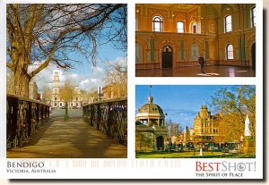 A postcard from Bendigo (Shane)