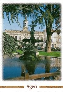 A postcard from Agen (Laetitia)