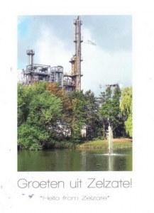 A postcard from Zelzat
