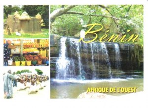 A postcard from Benin (Mike)
