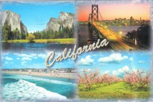 A postcard from Ojai, CA (Dana)