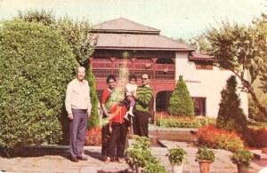 A postcard from Brockton, MA (Randall Family)