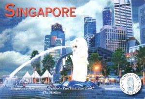 A postcard from Singapore (Jessie)