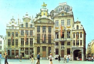 A postcard from Brussel (Jan)