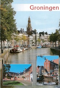 A postcard from Groningen (Wendy)