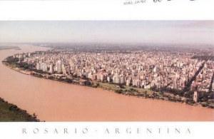 A postpostcard from Rosario(Vero)
