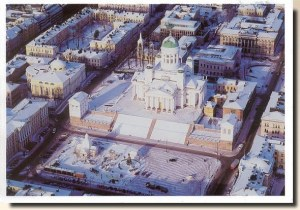 A postcard from Helsinki (Tsuuri)