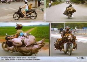 A postcard from Saigon (François the traveler)