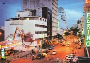 A postcard from Kuala Lumpur (Hai)