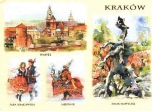 A postcard from Krakowa (Asia)