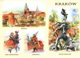 A postcard from Krakowa (Asia)