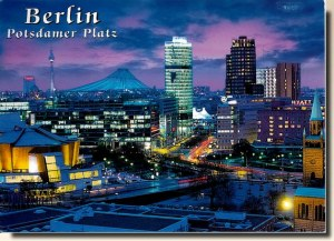 A postcard from Berlin (Michelle)