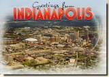 A postcard from Indianapolis, IN (Walt)